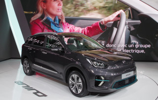 Innovationspris til KIA e-NIRO og Hyundai Kona electric