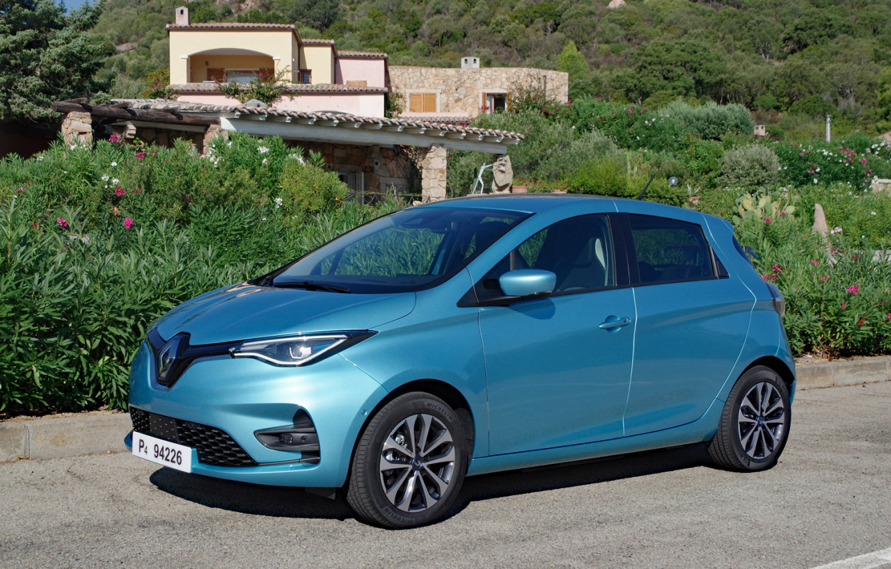 First World Test: Renault Zoe