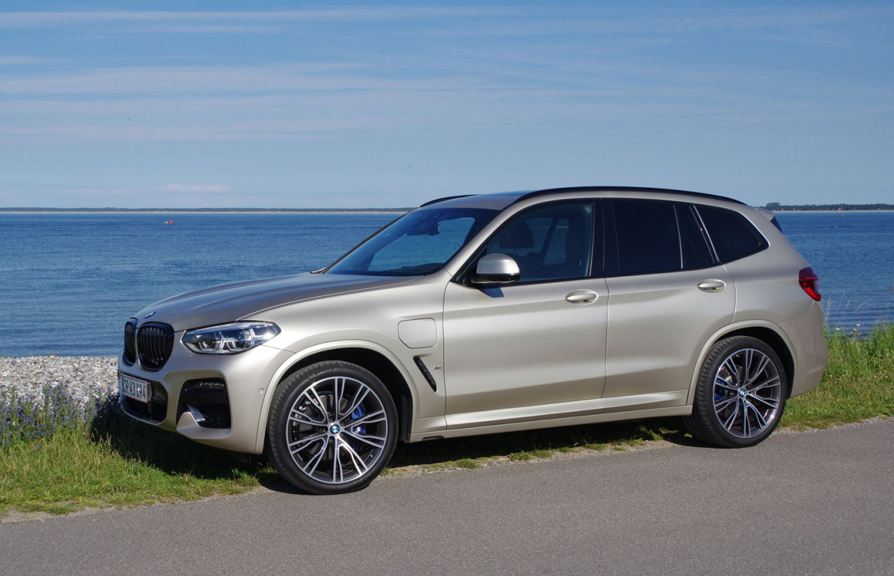 Biltest: BMW X3 xDrive 30e plug-in hybrid